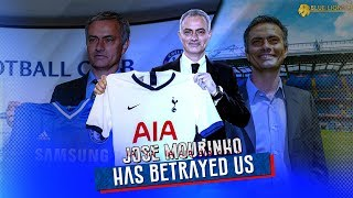 JOSE, HOW COULD YOU MAN...😔 || A Chelsea Fans REACTION to MOURINHO SIGNING FOR TOTTENHAM