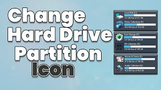 How to Change Hard Disk Drive Icon in Windows 10