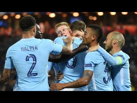 Feyenoord vs Manchester City 0-4 : All Highlight & Goal  - Resumen Completed   13/09/2017