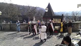 Templer Aachen - IN HOC SIGNO VINCES - Teil 1