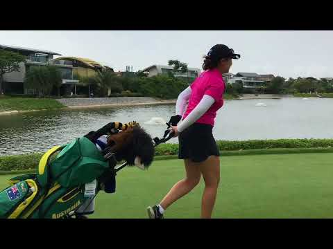 Australian wrap from the 2018 Women's Amateur Asia Pacific Championship