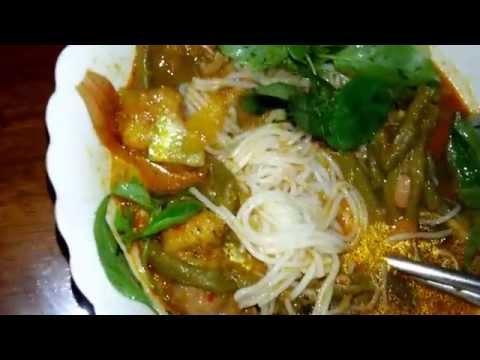 Asian Street Food - Tasting Food In Battambang - Youtube 2015