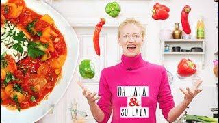 Schnelles Schmorgericht mit Gemüse & Wildreis * Letcho Rezept * einfach & lecker * mit Vitamin C
