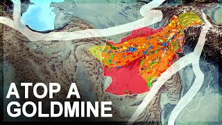 Afghanistan sits on $3 trillion in minerals