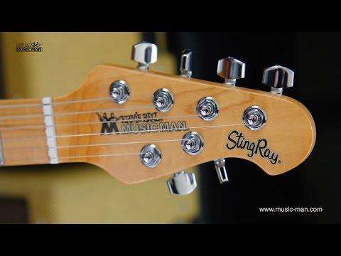 Ernie Ball Music Man: StingRay