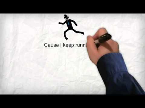 Adam Lambert - Runnin (lyrics)