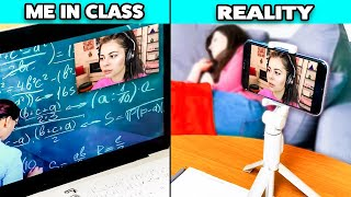 Crazy Online School Hacks for Virtual Classes !