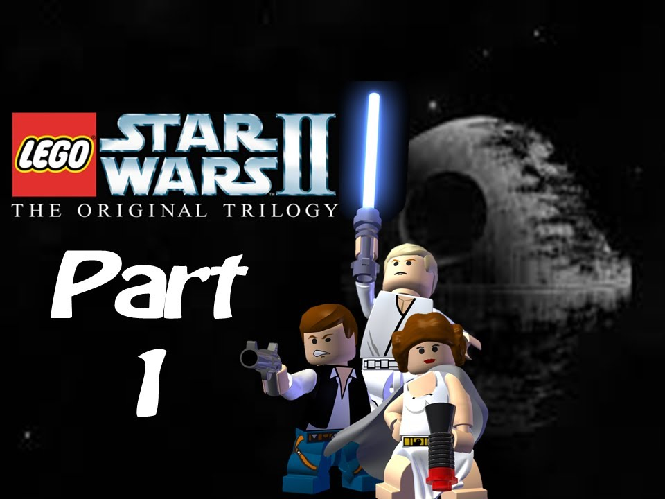 Let S Play Lego Star Wars Ii The Original Trilogy Part 1 Secret Plans Youtube