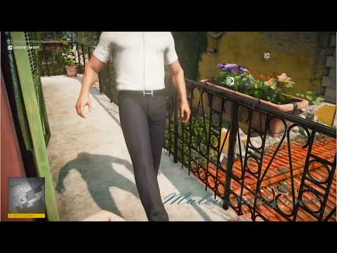 Hitman 2 (2018) contract killings: just one more time & killing Rocco