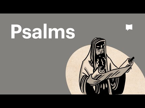 Read Scripture Series: Psalms