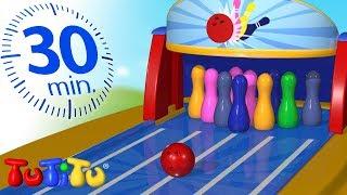 TuTiTu (ТуТиТу) Toys | Боулинг | Детские игрушки