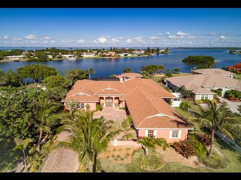 1432 Bay Shore Dr. | Video Tour | Home For Sale | Cocoa Beach, FL 32931 | Snug Harbor