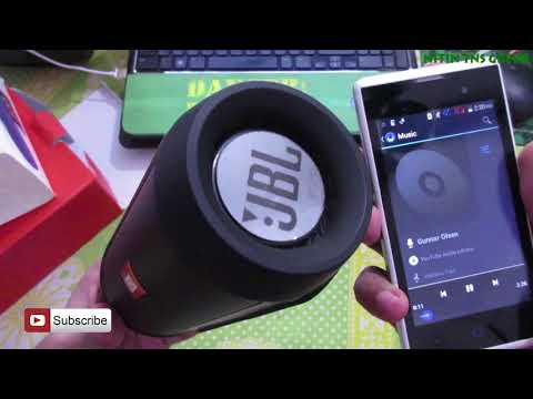 "JBL charge 2+ Unboxing Review & Full Test, Copy of Original JBL Charge 2+ Good or Bad let""s identify"