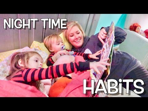 Strange Night Time Routine Habits 🛌