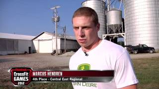 2012 CrossFit Games - Hendren on The Farm
