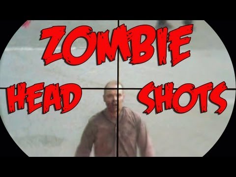 Zombie Headshots - Supercut