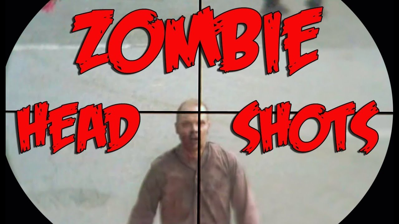 Image result for zombie head shot