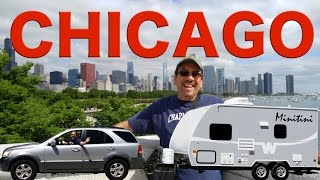 RVing in Chicago
