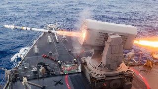 Chinese Navy Sent to Confront USS Chancellorsville in the South China Sea