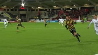 Ghoddos sköt Östersund till cupfinal!  - TV4 Sport
