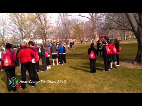 HeartChase Tri-Cities March 24, 2012
