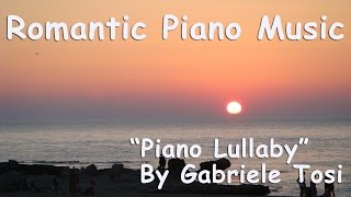 Dreaming piano music instrumental, best romantic piano music