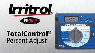 Irritrol - 18 Station Total Control Outdoor Controller | Reinders