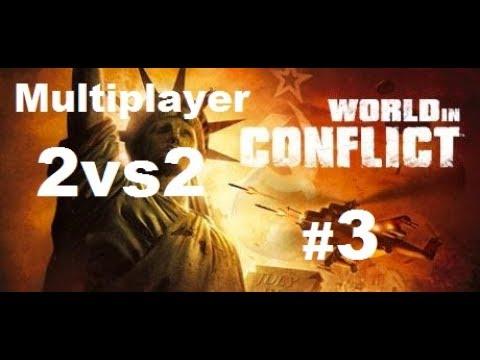 Massgate org :: World in Conflict Multiplayer Setup