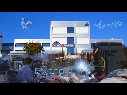 Extra Life | Play Games, Heal Kids! - Alaskan Gamers Unite - www.907gamers.com