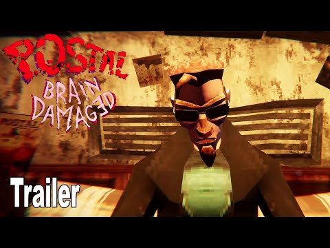 Postal Brain Damaged Trailer Realms Deep 2020 [HD 1080P]