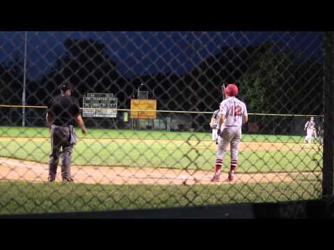 Jake Sadowitz pitching June 2014 Gallagher Mizuno - strikeout
