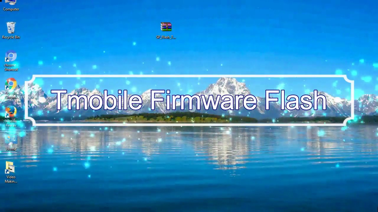 How to Flashing Tmobile firmware (Stock ROM) using Smartphone Flash Tool