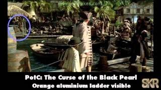 Movie Mistakes: Pirates of the Caribbean: The Curse of the Black Pearl (2003)