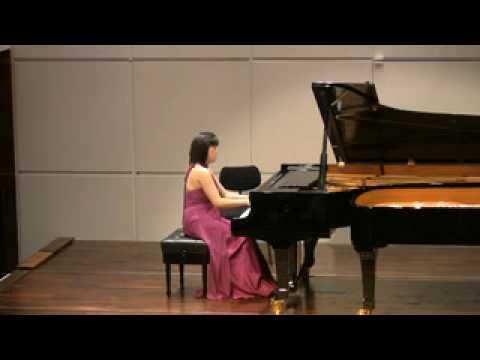 Nami Ejiri Schubert Impromptu Op.90 Nr. 3 Ges-Dur