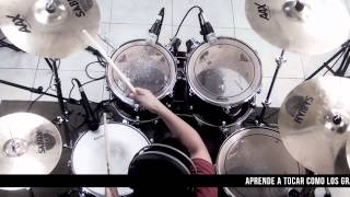 LENNY KRAVITZ - BEAT IT MICHAEL JACKSON - COVER DRUM BY ABNER ORTIZ