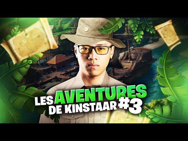 Les aventures de Kinstaar #3