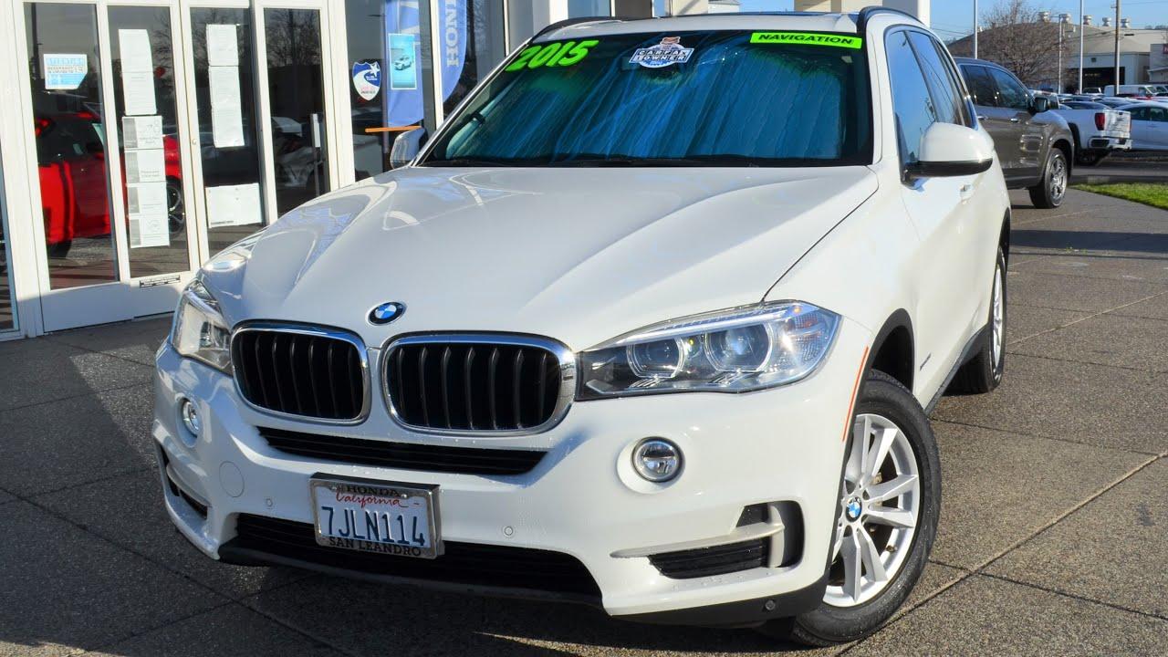 2015 Bmw X5 Sale Price Lease Bay Area Oakland Alameda Hayward Fremont San Leandro Ca 45073a Youtube