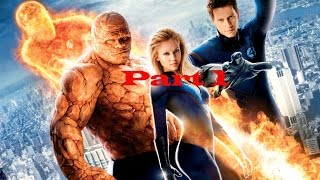 Fantastic Four PC Gameplay (part1)