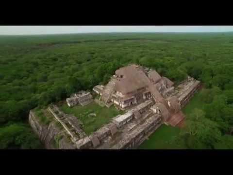 Ek Balam, Ruins