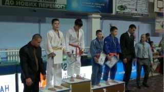 Турнир по дзюдо среди юношей Николаев 2012 призеры(Турнир дзюдо среди юношей на призы