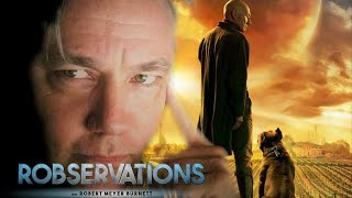 SELLING STAR TREK PICARD. WHAT KIND OF SHOW IS THIS, ANYWAY? - ROBSERVATIONS Live Chat #169