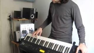 """Throne Of The Gods - Zarscene"" Keyboard Solo"