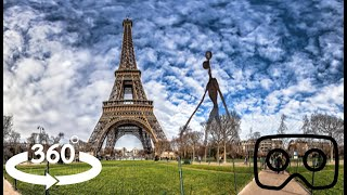 Siren Head in the Paris - Horror