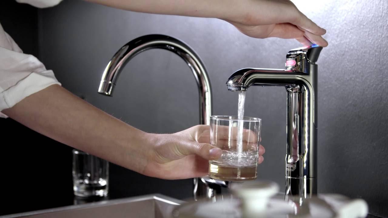 Trinkwassersystem Zip HydroTap® - YouTube