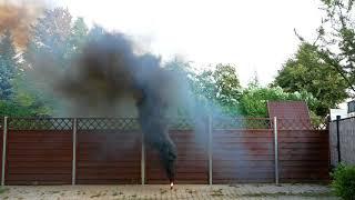 PXM60 black - NOWOŚĆ od PIROMAX - nowy, czarny dym!