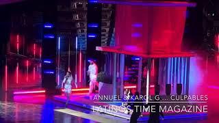 Annuel y Karol G Culpables