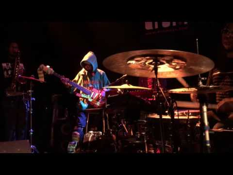 Balls // Ghost Note (@Drom NYC 9/30/2016)