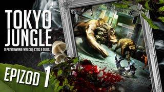 Tokyo Jungle - #01 - Beagle Barbarzyńca