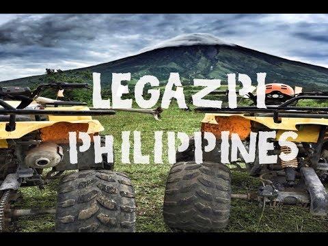 TRAVEL | Highlights Legazpi - Philippines in 3 min