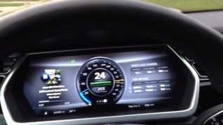 Tesla Motors Model S Battery Life:  Update at 14,500 Miles  So Far OK